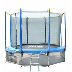 БАТУТ OPTIFIT LIKE BLUE 12FT