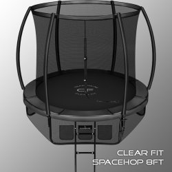 Батут Clear Fit SpaceHop 8Ft