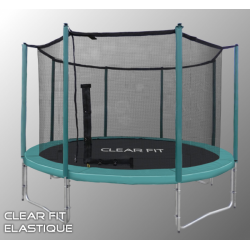 Батут Clear Fit Elastique 8ft (2,4м)
