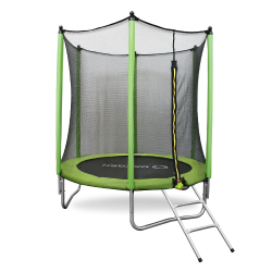 Батут Oxygen Fitness Standard 6 ft outside (Light green)