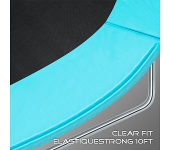 Батут Clear Fit ElastiqueStrong 10ft - фото 3