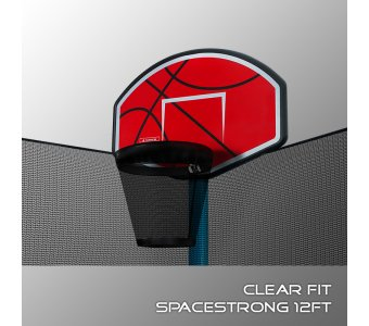 Батут Clear Fit SpaceStrong 12ft - фото 11