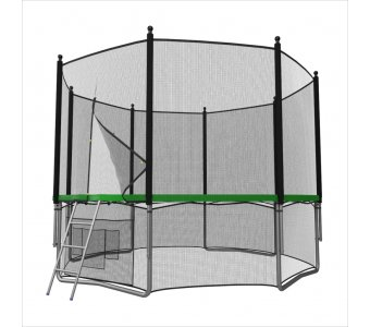 Батут UNIX line 8 ft outside (Green) - фото 13