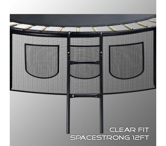 Батут Clear Fit SpaceStrong 12ft - фото 8