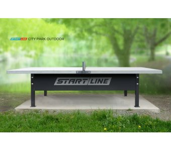 Теннисный стол Start Line City Park Outdoor - фото 2