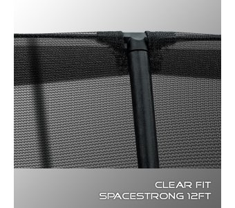 Батут Clear Fit SpaceStrong 12ft - фото 9